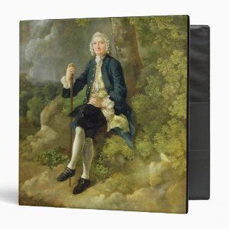 """Sr. Clayton Jones, c.1744-45 (aceite en lona) Carpeta 1 1/2"""""""