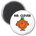 Sr. Clever Classic Imán De Frigorífico