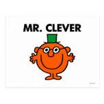 Sr. Clever Classic Postales