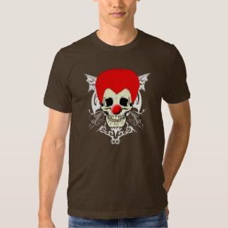 Sr. Clown Red Hair Remera