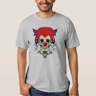 Sr. Clown Red Hair Remeras