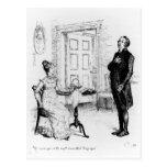 Sr. Collins y Elizabeth Postal