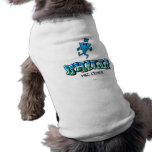 Sr. Cool Chilling Out Playera Sin Mangas Para Perro