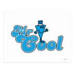 Sr. Cool Logo 1 Tarjeta Postal