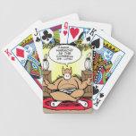 Sr. Cow -- El cencerro de los naipes de la vida Baraja Cartas De Poker
