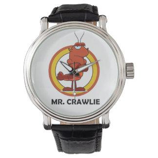 Sr. Crawlie Watch Reloj