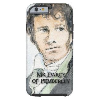 Sr. Darcy de Pemberley Funda De iPhone 6 Tough