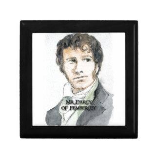 Sr. Darcy de Pemberley Cajas De Regalo