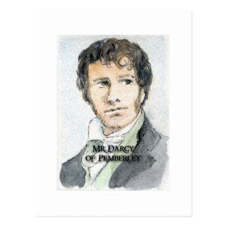 Sr. Darcy de Pemberley Postal
