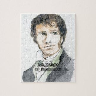 Sr. Darcy de Pemberley Rompecabezas Con Fotos