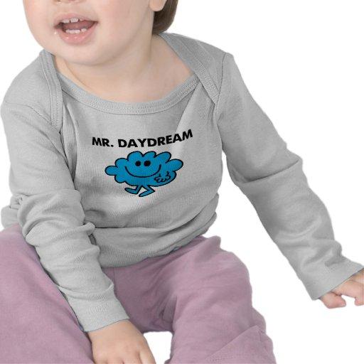 Sr. Daydream Classic Pose Camisetas