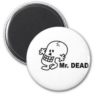 Sr. Dead Imán Redondo 5 Cm
