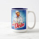Sr. decano de la comunidad taza de café