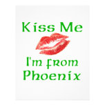 Sr. del beso Im de Phoenix Tarjetas Informativas