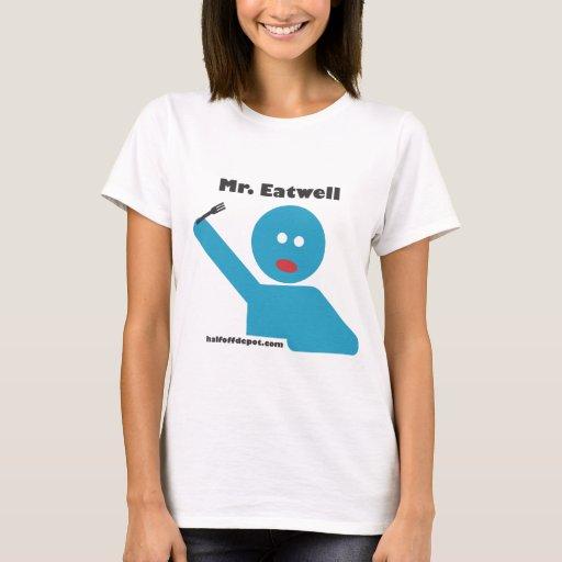 Sr. Eatwell Playera
