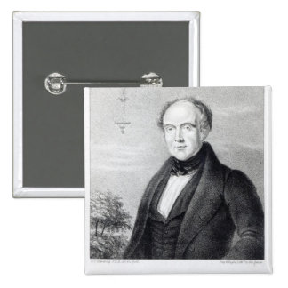 Sr. Edward Spencer, litografía por día y Haghe Pin Cuadrado