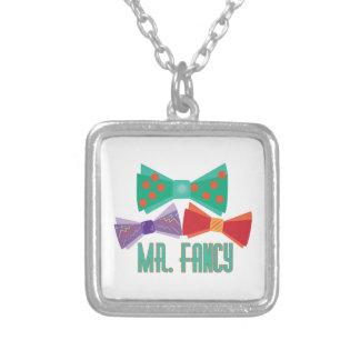 Sr. Fancy Collar Personalizado