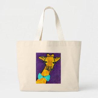 Sr. Fancy Giraffe Bolsas