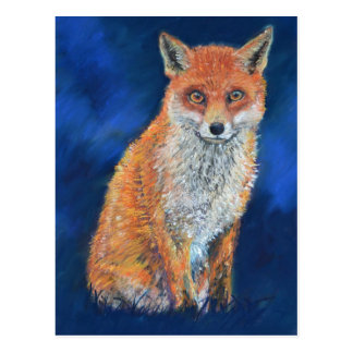 Sr. fantástico Fox Tarjetas Postales
