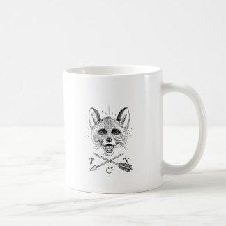 Sr. fantástico Fox Taza De Café
