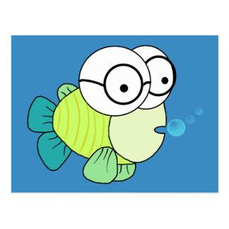 Sr. Fish Postal