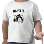 Sr. Fix It Camisetas