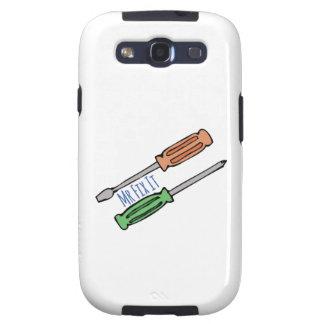 Sr. Fix It Samsung Galaxy S3 Carcasas