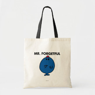 Sr. Forgetful Classic Bolsa De Mano