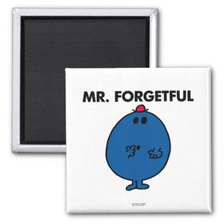 Sr Forgetful Classic Iman Para Frigorífico