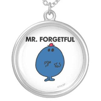 Sr. Forgetful el | cuál era el hacer de I Colgante Redondo