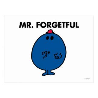 Sr. Forgetful el | cuál era el hacer de I Postal