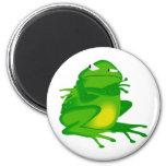 Sr. Frog Iman De Frigorífico