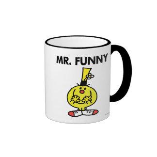 Sr. Funny Classic 1 Tazas De Café