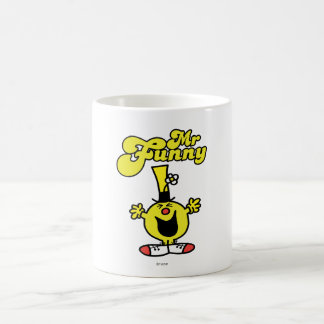Sr. Funny Logo 1 Taza
