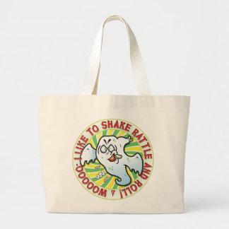 Sr. Ghost Shake Bolsa De Mano