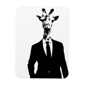 Sr. Giraffe Bendy Fridge Magnet Imanes De Vinilo