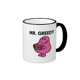 Sr. Greedy Classic 1 Tazas De Café