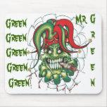 Sr. Green Alfombrillas De Ratón