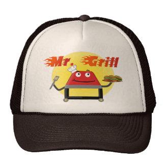 Sr. Grill Grilling Hat Gorra