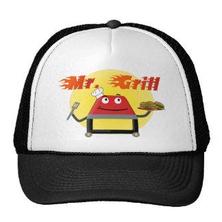 Sr. Grill Hat Gorras