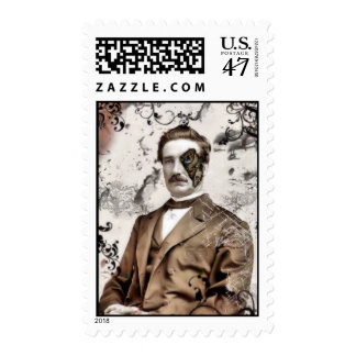 Sr. Growlands Replacement Stamp Sheet Timbres Postales