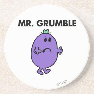 Sr. Grumble Classic Posavaso Para Bebida