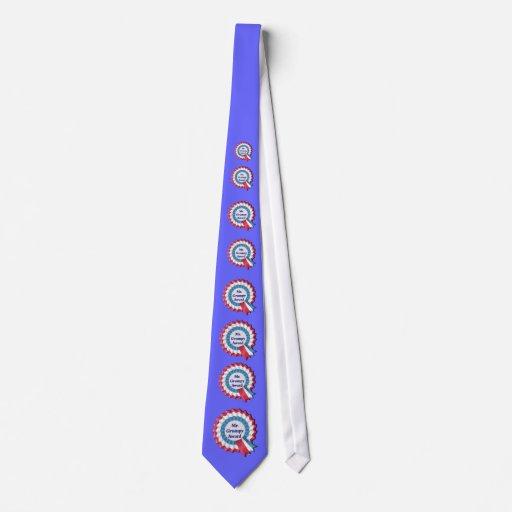 Sr. Grumpy Award Tie Corbata