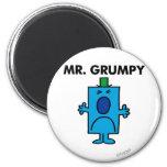 Sr. Grumpy Classic Iman De Frigorífico