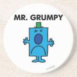Sr. Grumpy Classic Posavaso Para Bebida