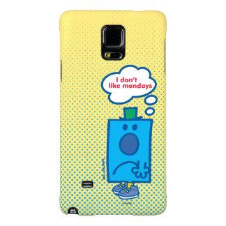 Sr. Grumpy el   no tengo gusto de la burbuja del Funda Galaxy Note 4