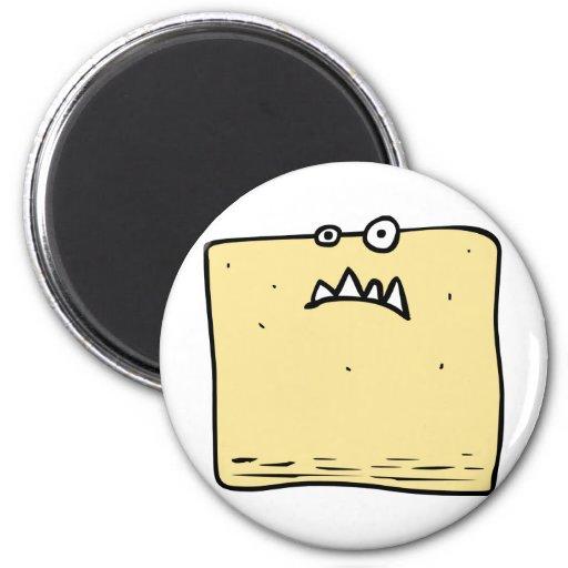 Sr. Grumpy Imán De Nevera