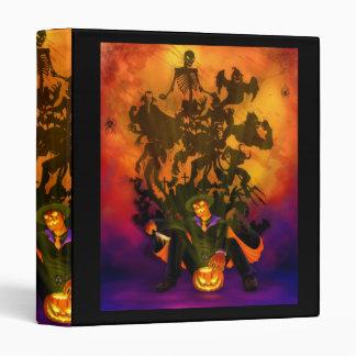 "Sr. Halloween Carpeta 1"""