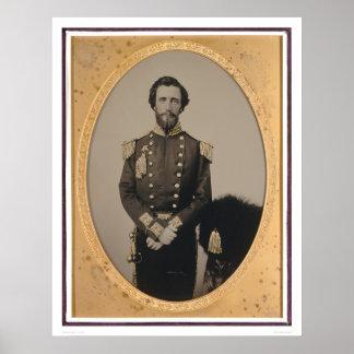 Sr. Hamilton, en el uniforme militar (40085) Póster