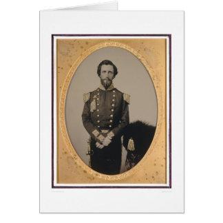 Sr. Hamilton, en el uniforme militar (40085) Felicitaciones